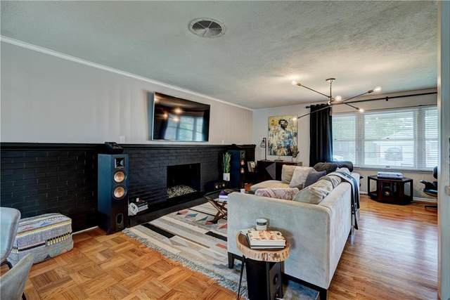 2408 NW 51st Street, Oklahoma City, OK 73112 (MLS #957299) :: Homestead & Co