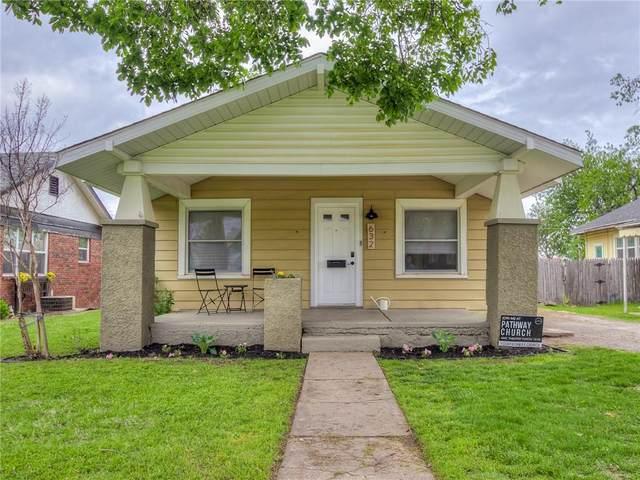632 S Hadden Avenue, El Reno, OK 73036 (MLS #957302) :: KG Realty