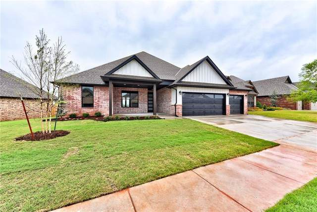 5516 Ledgestone Drive, Mustang, OK 73064 (MLS #957316) :: Keller Williams Realty Elite