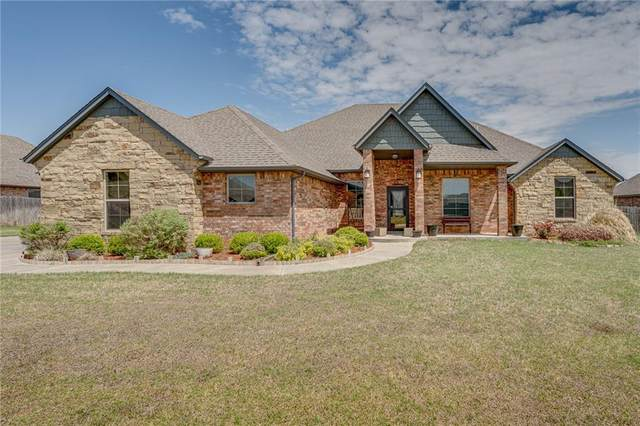 731 Windmill Street, Piedmont, OK 73078 (MLS #957320) :: Homestead & Co