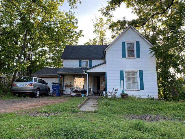 409 N 1st Street, Guthrie, OK 73044 (MLS #957329) :: Maven Real Estate