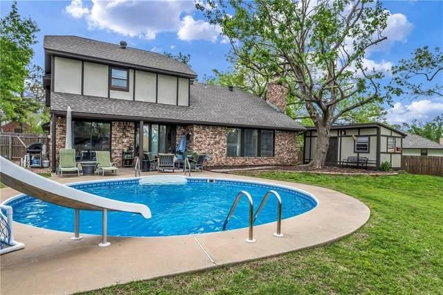 3832 Cedarbrook Drive, Norman, OK 73072 (MLS #957330) :: ClearPoint Realty