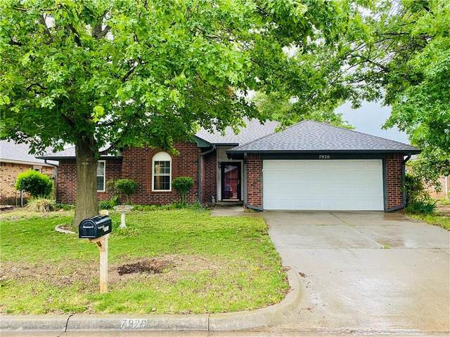 7920 NW 82nd Street, Oklahoma City, OK 73132 (MLS #957332) :: Homestead & Co