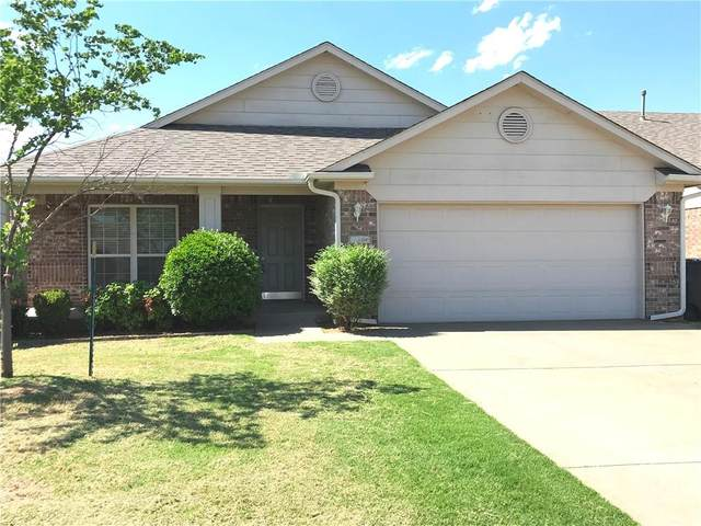 13308 SW 2nd Terrace, Yukon, OK 73099 (MLS #957350) :: Homestead & Co