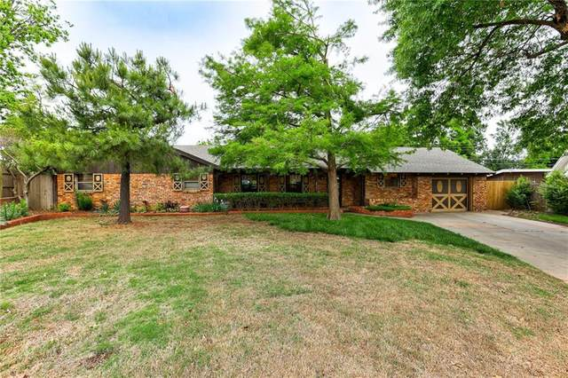 2237 Dawn Marie Drive, Oklahoma City, OK 73112 (MLS #957353) :: Homestead & Co