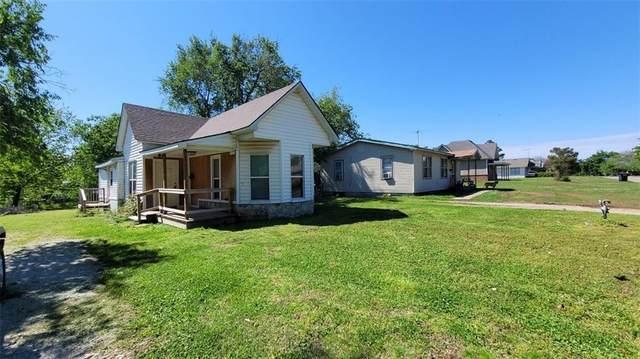 710 N Tucker Avenue, Shawnee, OK 74801 (MLS #957357) :: Keller Williams Realty Elite
