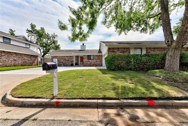 9322 Charwood Drive, Oklahoma City, OK 73139 (MLS #957374) :: Keller Williams Realty Elite