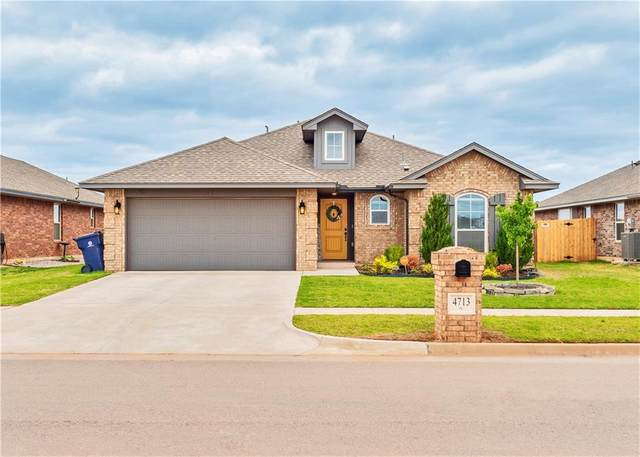 4713 Apatite Bluff Drive, Yukon, OK 73179 (MLS #957379) :: Keller Williams Realty Elite