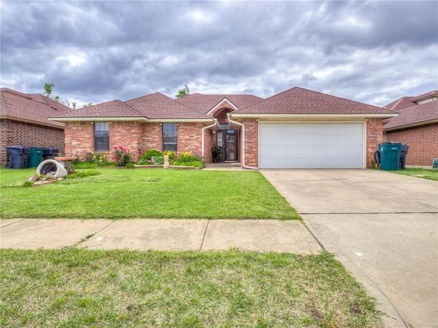 8309 Jason Drive, Oklahoma City, OK 73135 (MLS #957383) :: KG Realty