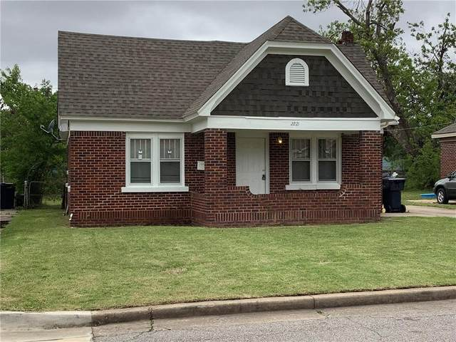 2221 N Jordan Avenue, Oklahoma City, OK 73111 (MLS #957407) :: The UB Home Team at Whittington Realty