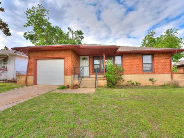 113 E 13th Street, Edmond, OK 73034 (MLS #957423) :: KG Realty