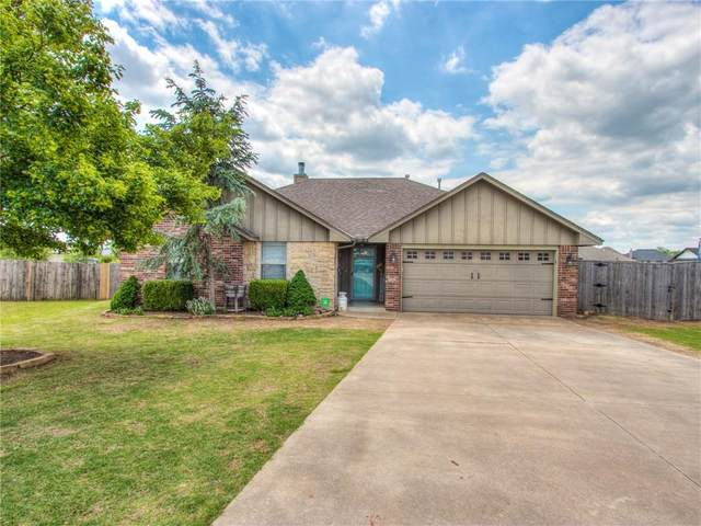 1002 Olde Town Drive, Piedmont, OK 73078 (MLS #957440) :: Homestead & Co
