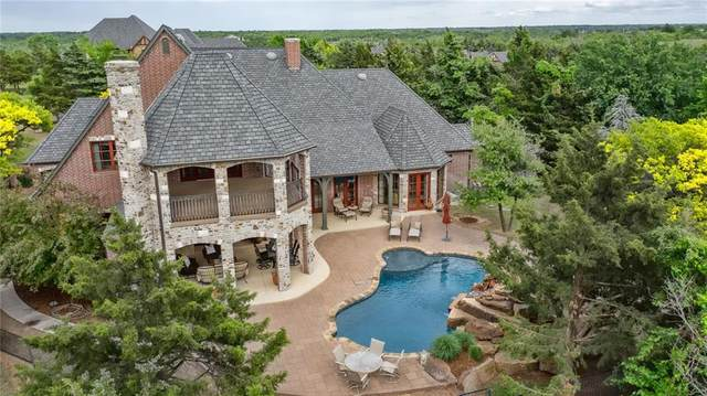 11301 Hillsdale Drive, Edmond, OK 73013 (MLS #957456) :: Homestead & Co