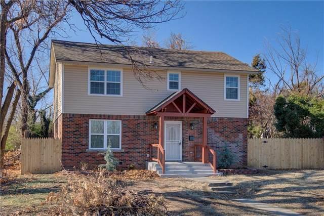 1521 N Drexel Boulevard, Oklahoma City, OK 73107 (MLS #957463) :: The UB Home Team at Whittington Realty