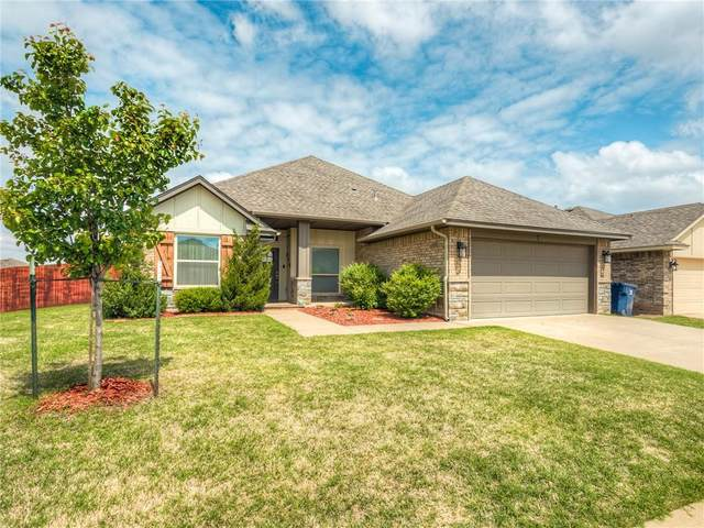3053 NW 182nd Street, Edmond, OK 73012 (MLS #957465) :: KG Realty