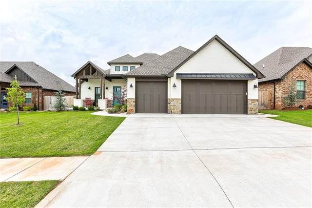 11512 SW 58th Street, Mustang, OK 73064 (MLS #957480) :: Keller Williams Realty Elite