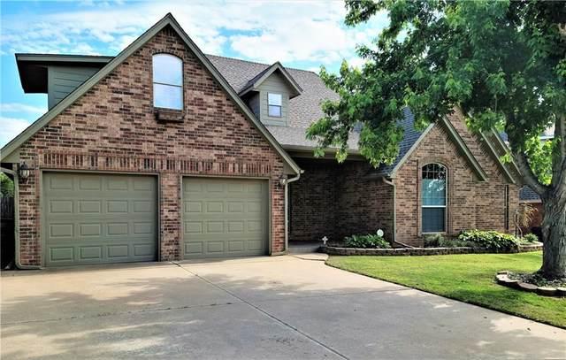 312 E Richmond Terrace, Mustang, OK 73064 (MLS #957493) :: KG Realty