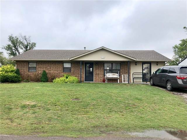 106 W Michigan Avenue, Corn, OK 73024 (MLS #957500) :: Keller Williams Realty Elite