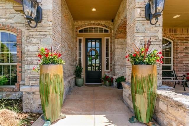 12708 Carriage Way, Oklahoma City, OK 73142 (MLS #957515) :: Homestead & Co