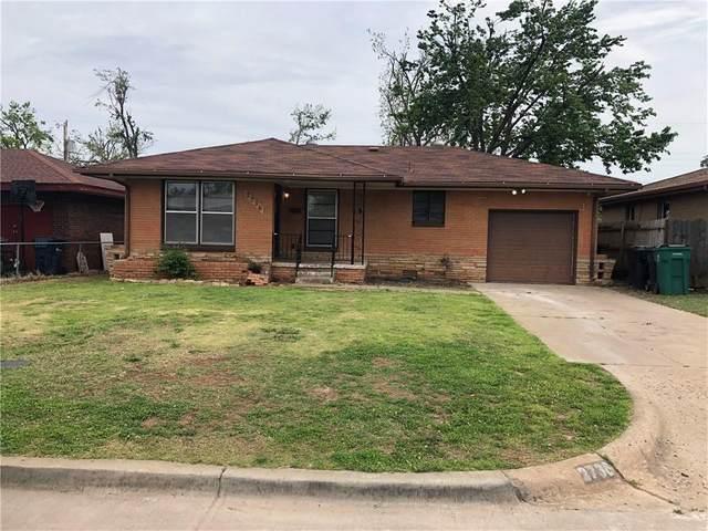 2736 SW 48th Street, Oklahoma City, OK 73119 (MLS #957526) :: KG Realty