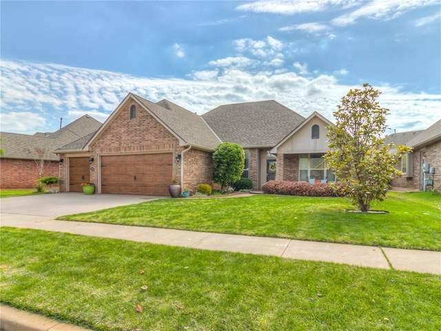 15501 Hickory Bend Lane, Edmond, OK 73013 (MLS #957536) :: Maven Real Estate
