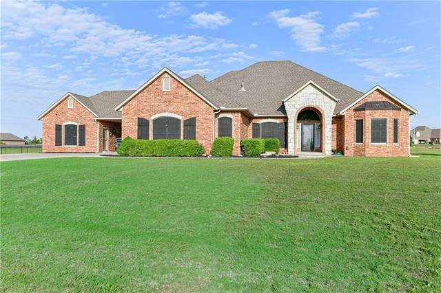 10348 Sundance Drive, Yukon, OK 73099 (MLS #957537) :: Homestead & Co