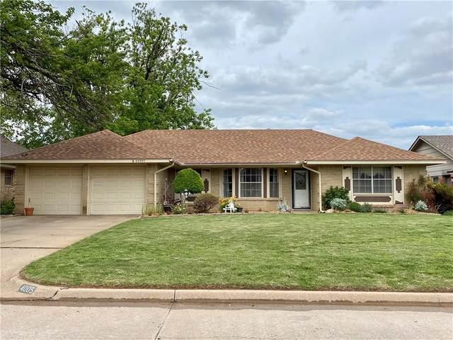 4005 N Shannon Avenue, Bethany, OK 73008 (MLS #957539) :: Maven Real Estate