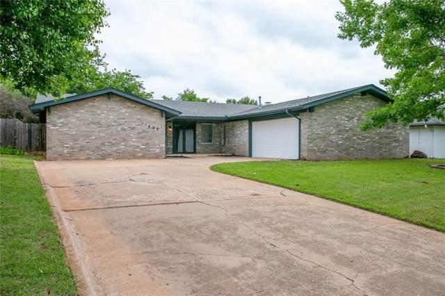 11405 Bluff Creek Drive, Oklahoma City, OK 73162 (MLS #957553) :: KG Realty