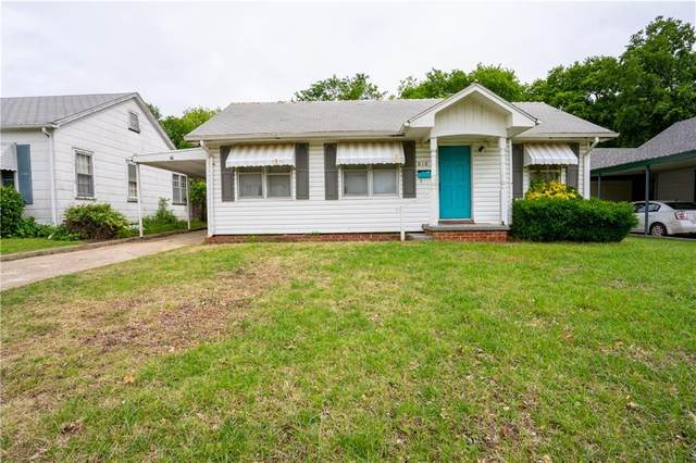 810 Hoover Street, Seminole, OK 74868 (MLS #957570) :: Homestead & Co