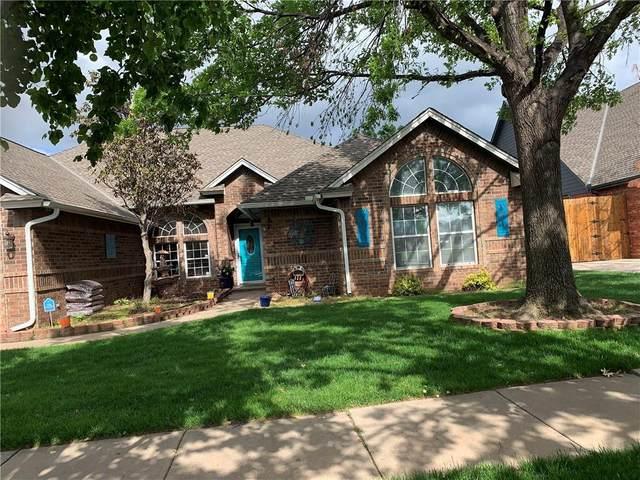 11516 N Shasta Lane, Oklahoma City, OK 73162 (MLS #957571) :: The UB Home Team at Whittington Realty