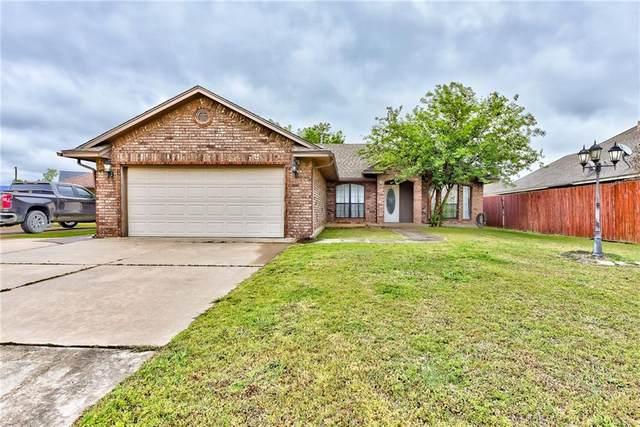 5009 SE 47TH Street, Oklahoma City, OK 73135 (MLS #957573) :: KG Realty