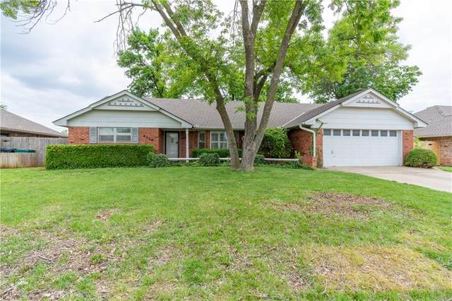 6208 NW 84th Place, Oklahoma City, OK 73132 (MLS #957584) :: KG Realty