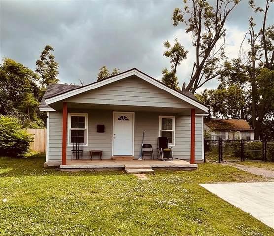 2128 SW 22nd Street, Oklahoma City, OK 73108 (MLS #957610) :: Homestead & Co
