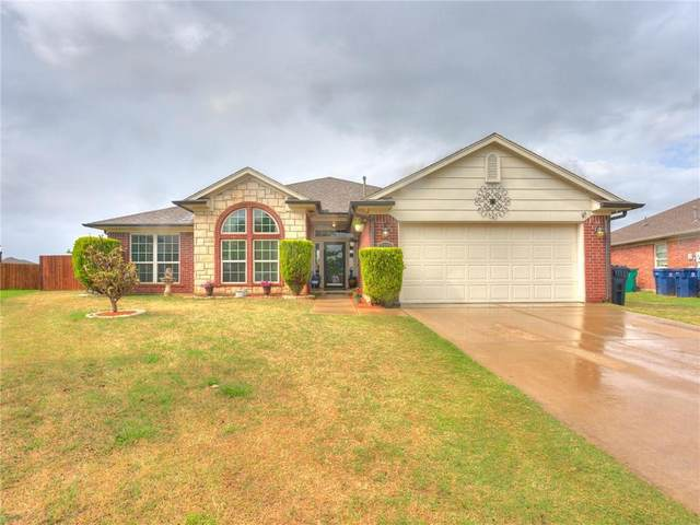 2541 NW 179th Court, Edmond, OK 73012 (MLS #957612) :: KG Realty