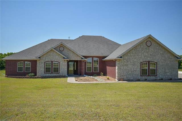 355523 E 1070 Road, Prague, OK 74864 (MLS #957616) :: Erhardt Group at Keller Williams Mulinix OKC