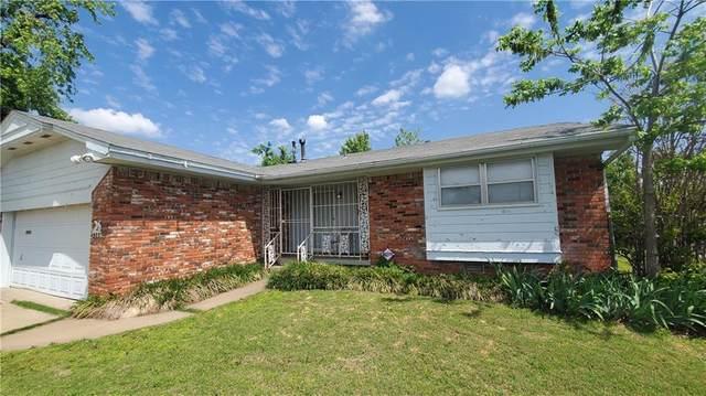1301 SW 77th Terrace, Oklahoma City, OK 73159 (MLS #957642) :: KG Realty