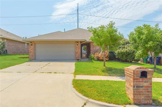 1600 NW 123rd Place, Oklahoma City, OK 73120 (MLS #957663) :: Homestead & Co