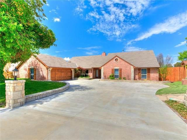 2704 Barry Switzer Avenue, Norman, OK 73072 (MLS #957683) :: Maven Real Estate