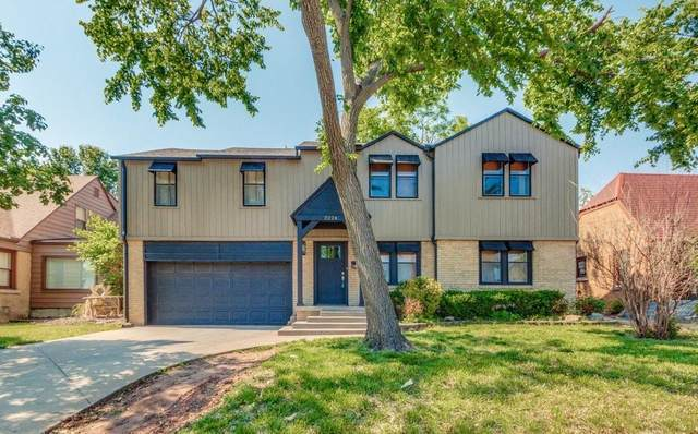 2224 NW 25th Street, Oklahoma City, OK 73107 (MLS #957697) :: Homestead & Co
