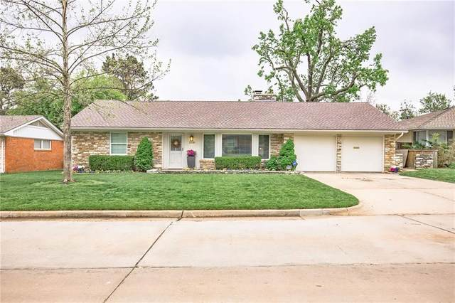 2320 NW 56 Terrace, Oklahoma City, OK 73112 (MLS #957711) :: Homestead & Co