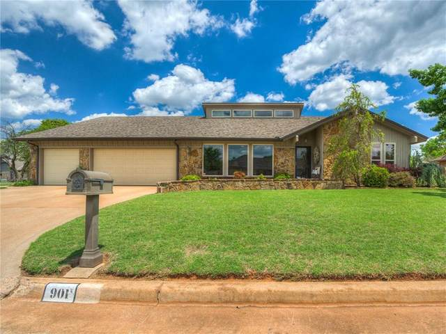 901 N Park Place, Kingfisher, OK 73750 (MLS #957730) :: ClearPoint Realty
