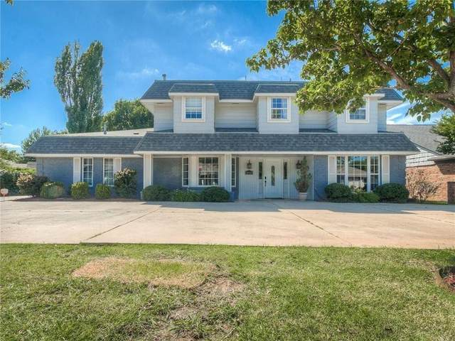 10913 Rock Ridge Road, Oklahoma City, OK 73120 (MLS #957737) :: ClearPoint Realty