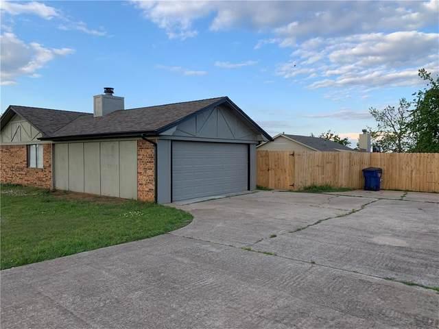 2633 Kerry Lane, El Reno, OK 73036 (MLS #957750) :: Homestead & Co