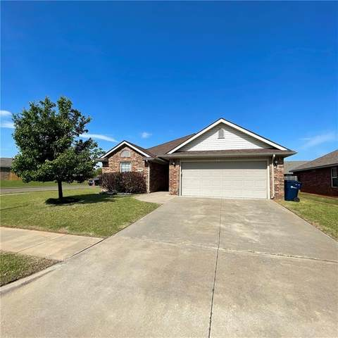 13637 Bradbury Lane, Piedmont, OK 73078 (MLS #957752) :: Homestead & Co