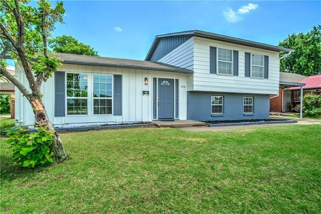 5216 N Tulsa Avenue, Oklahoma City, OK 73112 (MLS #957776) :: The UB Home Team at Whittington Realty
