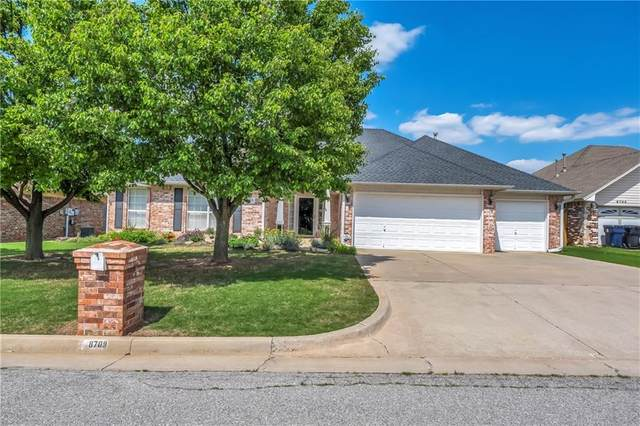 8709 Nw 116th Terrace, Oklahoma City, OK 73162 (MLS #957779) :: Homestead & Co