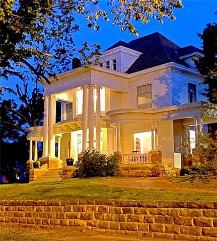 201 N 13th Street, Guthrie, OK 73044 (MLS #957796) :: Maven Real Estate