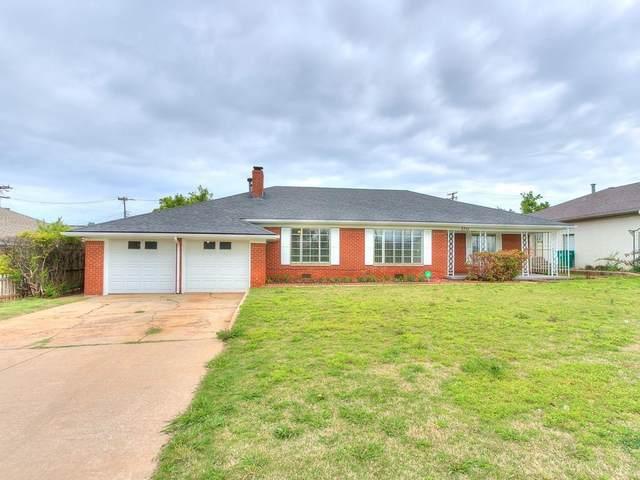 2751 NW 30th Street, Oklahoma City, OK 73112 (MLS #957799) :: The UB Home Team at Whittington Realty
