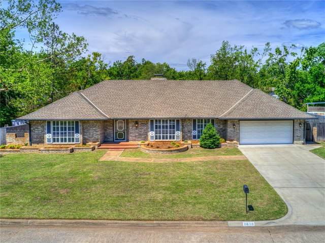 2610 Cypress Avenue, Norman, OK 73072 (MLS #957842) :: Homestead & Co