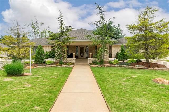 2108 Abbeywood, Oklahoma City, OK 73170 (MLS #957846) :: Homestead & Co
